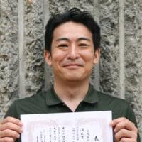 岡田 力 第40回大阪春の演劇まつりで「演出賞」受賞!