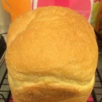 初手作りパン