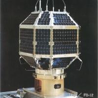 アマチュア衛星「ふじ」(FO-12)のベリカード