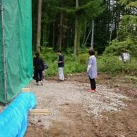 【家づくり教室】現場公開中~『強くて、安くて、安心の家』 上棟祭編 ~№7