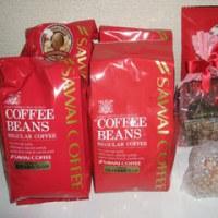 コーヒー豆を買った
