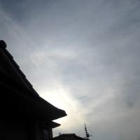 きょうの天気予報は外れて…(10月20日)