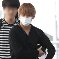 BTS すでに札幌に向けて出国!(2017.6.28)