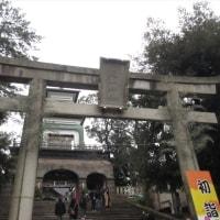 尾山神社・金沢神社へ