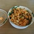 野菜と塩を容器に入れてシャカシャカ振るだけで漬物完成 ♪