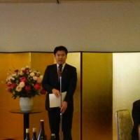 2月18日 本日は石井伸之後援会新年会を行いました