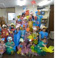 ファッションショー☆春のワークショップ1日目
