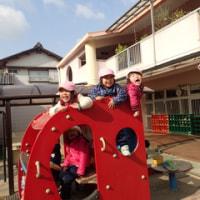 ぴんく 2歳児 合奏練習☆戸外遊び