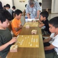 子どもの城「将棋教室」 6月24日