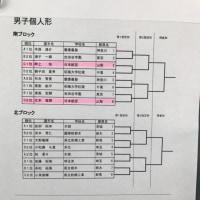 関東選抜(選抜予選)のトーナメントが出ました