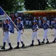 三上洋右旗争奪少年軟式野球大会 開会式 とその前に・・・