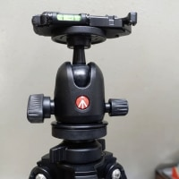 Manfrotto 自由雲台 コンパクトボール雲台 アルミニウム製 496
