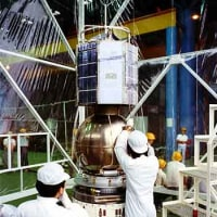 東大宇宙航空研が宇宙観測衛星「でんぱ」を打上げた。