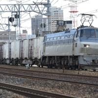 EF66 100番台初期形牽引貨物