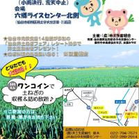 第2回仙台井土ねぎ祭りのご案内&お手伝いスタッフ募集のお知らせ