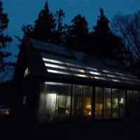 太陽建築研究所に泊まったよ!