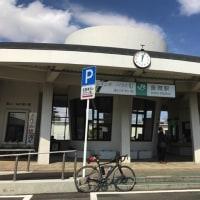 震災の日の慰霊サイクリング