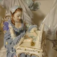 アイリッシュ ドレスデン人形