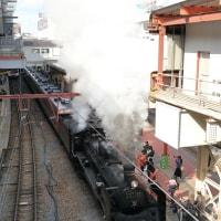 新潟駅発車の快速「SL村上ひな街道号」