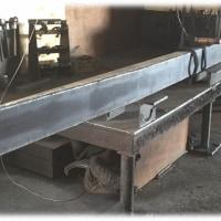 6トン用サヤフォークの製作