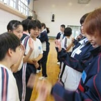 中学部1・2学年 交流及び共同学習