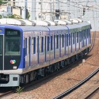 「リノベーション車両」に初遭遇。 阪神5500系