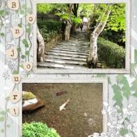 京都の旅。大原を満喫。*美バレエ・エクササイズ