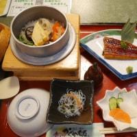 釜めし寿司かぐや姫にてランチ。
