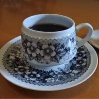 コーヒーと栗の渋皮煮