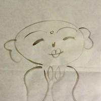 初めてのイラスト仏画
