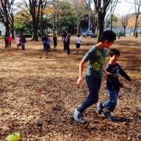 【駒沢公園・日曜日午前】12/4 練習