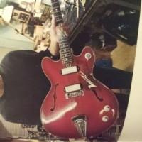 テスコビザールギター