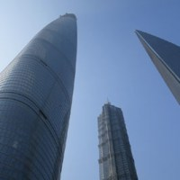 世界2位の上海タワー