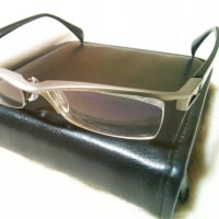 目の保護&気分転換:メガネを購入⑥ジャポニスム