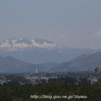 駒ヶ岳二景