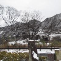 この冬一番の寒い日にお山で仏事だったぜ!