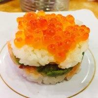 4色SUSHIケーキ