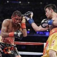 山梨県K.T.Tスポーツボクシングジム公式ブログ・・・ Owner's つぶやき「 番狂わせの代償 」