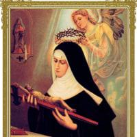 カスチアの聖リタ修道女     St. Rita de Cascia
