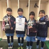優勝・第23回東日本大会ヴィーナス杯