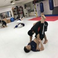 (月)柔術、グラップリングクラス