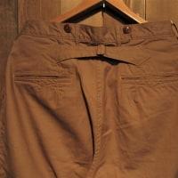 Cotton/Linen Chino