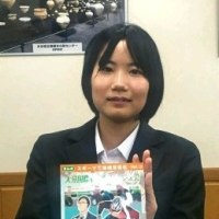 大分車いすマラソン漫画に 専門学校卒業生・北林さん制作