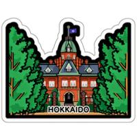 ご当地フォルムカード 北海道