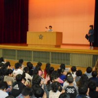 12/22   2学期終業式