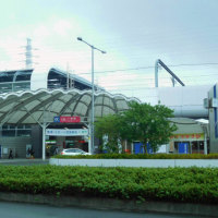続カタツムリ歩行で八潮駅周辺を歩く(埼玉・東京)