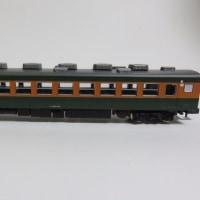 モハ165のようなもの KATO製165系旧製品の色差し(その12)