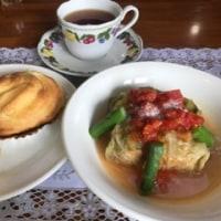 週明けは地元野田市のお料理教室へ。