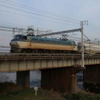 朝ぼらけ 庄内川の架かる橋で