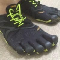 持ってる靴 Vibram V-RUN